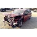 Used 2013 Subaru Impreza Wagon Parts Car - Red with black interior, 4 cylinder engine, manual transmission