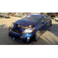 Used 2010 Toyota Prius Parts Car - Blue with gray interior, 4 cylinder engine, automatic transmission