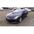 Used 2001 Toyota Celica Parts Car - Black with black interior, 4 cylinder engine, manual transmission