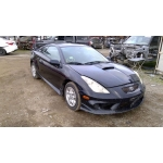 Used 2001 Toyota Celica Parts Car - Black with black interior, 4 cylinder engine, manual transmission