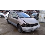Used 1999 Toyota Sienna Parts Car - Gold with tan interior, 6 cylinder engine, automatic transmission