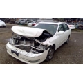 Used 2003 Toyota Avalon XLS Parts Car - White with tan interior, 6 cylinder engine, automatic transmission