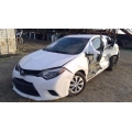 Used 2015 Toyota Corolla Parts Car - White with black interior, 4 cylinder engine, automatic transmission