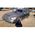 Used 2002 Nissan Altima Parts Car - Green with gray interior, 4 cyl engine, automatic transmission