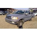 Used 2001 Toyota Tundra Parts Car - Silver with tan interior, 8 cylinder engine, automatic transmission