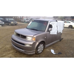 Used 2006 Scion XB Parts Car -Gray with black interior, 4 cylinder engine, automatic transmission