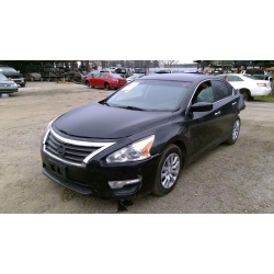 Used 2014 Nissan Altima Parts Car - Black with black interior, 4 cyl engine, automatic transmission