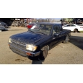 Used 1997 Toyota Tacoma Parts Car - Green with tan interior, 4 cyl engine, automatic transmission