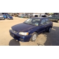 Used 2002 Toyota Corolla Parts Car - Blue with gra interior, 4 cylinder engine, Automatic transmission*