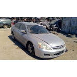 Used 2006 Honda Accord Parts Car - Silver with black interior, 4cyl engine, automatic transmission