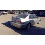 Used 2001 Lexus IS300 Parts Car - Silver with black interior, 6 cylinder engine, automatic transmission