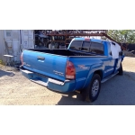 Used 2005 Toyota Tacoma Parts Car - Blue with gray interior, 6 cyl engine, automatic transmission