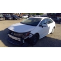 Used 2020 Toyota Corolla Parts Car - White with black interior, 4 cylinder engine, automatic transmission