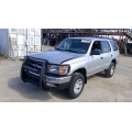 Used 2000Toyota 4Runner Parts Car - Silver with gray interior, 4 cyl engine, automatic transmission