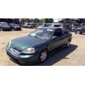 Used 1999 Honda Civic EX Parts Car - Grey with gray interior, 4 cylinder, automatic  transmission
