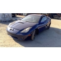 Used 2001 Toyota Celica Parts Car - Blue with gray interior, 4 cylinder engine, automatic transmission