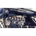 Used 2008 Honda Civic GX Parts Car - Silver with gray interior, 4 cylinder engine, automatic transmission