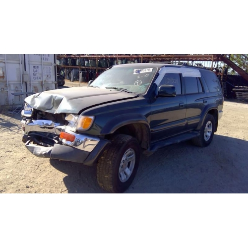 used 1997 toyota 4runner limited parts car green with tan interior 6 cyl engine automatic transmission used 1997 toyota 4runner limited parts car green with tan interior 6 cyl engine automatic transmission