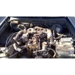 Used 2002 Toyota Tacoma Parts Car - Green with tan interior, 4cyl engine, Automatic transmission