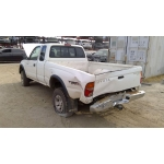 Used 1999 Toyota Tacoma Parts Car - White with blue interior, 6 cyl engine, automatic transmission