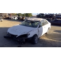 Used 2004 Toyota Camry Parts Car - White with gray interior, 6 cylinder engine, automatic transmission