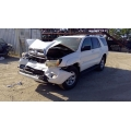 Used 2007 Toyota 4Runner Parts Car -  White with gray interior, 1GRFE engine, Automatic transmission