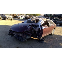 Used 2016 Honda Accord Parts Car -burgundy with brown interior, 4cyl engine, automatic transmission