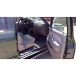 Used 2004 Toyota Tacoma Parts Car - Green with gray interior, double cab, 6 cyl engine, automatic transmission