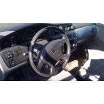 Used 2002 Honda Odyssey EX Parts Car - Silver with gray interior, 6 cyl, Automatic transmission