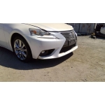 Used 2016 Lexus IS200T Parts Car - White with Black interior, 4 cylinder engine, Automatic transmission
