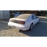Used 1993 Nissan 300ZX Parts Car - White with black interior, 6 cyl engine, Automatic transmission