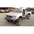 Used 1998 Toyota Tacoma Parts Car - White with gray interior, 6 cyl engine, 5 speed transmission