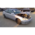 Used 1999 Honda Civic EX Parts Car - Silver with tan interior, 4 cylinder, automatic  transmission