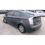 Used 2010 Toyota Prius Parts Car - Gray with gray interior, 4 cylinder engine, automatic transmission