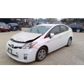 Used 2011 Toyota Prius Parts Car - White with gray interior, 4 cylinder engine, automatic transmission