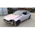 Used 1999 Honda Civic EX Parts Car - Silver with gray interior, 4 cylinder, manual transmission
