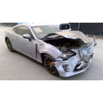 Used 2017 Toyota 86 Parts Car - Silver with black interior, 4 cylinder engine, automatic transmission