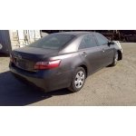 Used 2007 Toyota Camry Parts Car - Gray with gray interior, 6 cylinder engine, Automatic transmission