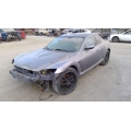 Used 2005 Mazda RX8 Parts Car - Gray with black interior, 4 cylinder engine, 6 speed transmssion