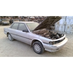 Used 1991 Toyota Camry Parts Car - Silver with gray interior, 4 cylinder engine, automatic transmission