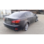 Used 2007 Lexus IS250 Parts Car - Black with tan interior, 6 cylinder engine, Automatic transmission