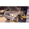 Used 2001 Toyota Tacoma Parts Car - Silver with grey interior, 4 cyl engine, automatic transmission