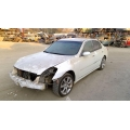 Used 2006 Infiniti G35 Parts Car - white with tan interior, 6 cyl engine, Automatic transmission