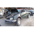 Used 2001 Toyota Tacoma Parts Car - Green with tan interior, 6 cyl engine, manual transmission