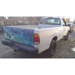 Used 2002 Toyota Tundra Parts Car - white with brown interior, 6 cylinder engine, automatic transmission