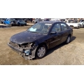 Used 2005 Honda Civic DX Parts Car - Black with gray interior, 4 cylinder engine, Automatic transmission