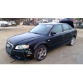 Used 2008 Audi A4 Parts Car - Black with black interior, 4 cyl engine, automatic transmission
