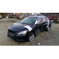 Used 2015 Nissan Sentra Parts Car - Black with black interior, 4 cyl engine, Automatic transmission