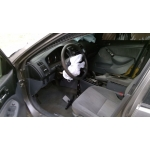 Used 2005 Honda Civic Parts Car - Gray with gray interior, 4 cylinder engine, automatic transmission