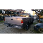 Used 2001 Toyota Tundra Parts Car - Gray with brown interior, 8 cylinder engine, automatic transmission